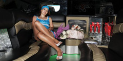 Bachelor and bachelorette party limousine service