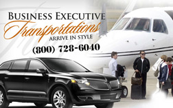 Los Angeles luxury airport transportation