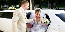 Los Angeles wedding Limo service